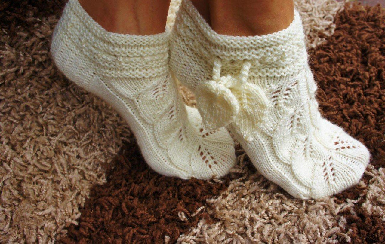 Вязание носков в одноклассниках