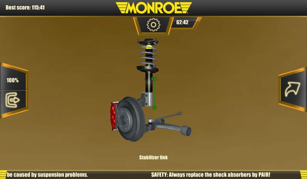 Как поставить амортизатор в car mechanic simulator 2018