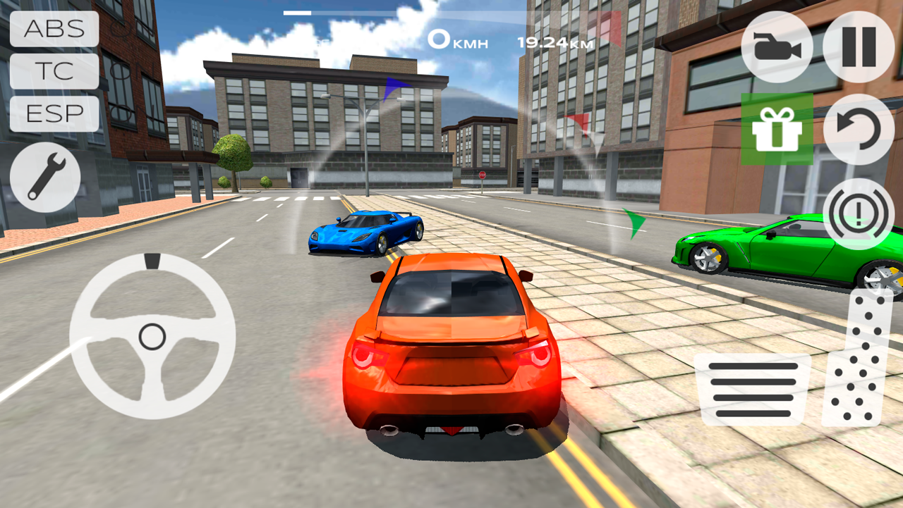 Toy Car Simulator: Drive day and night in Toy Car Simulator!Please wait, Toy Car Simulator is loading. This advertisement allows us to offer you Toy  Car Simulator for free in 15 seconds.Unity not supported. Track Racing Online. 87% Sports Traffic Racer.