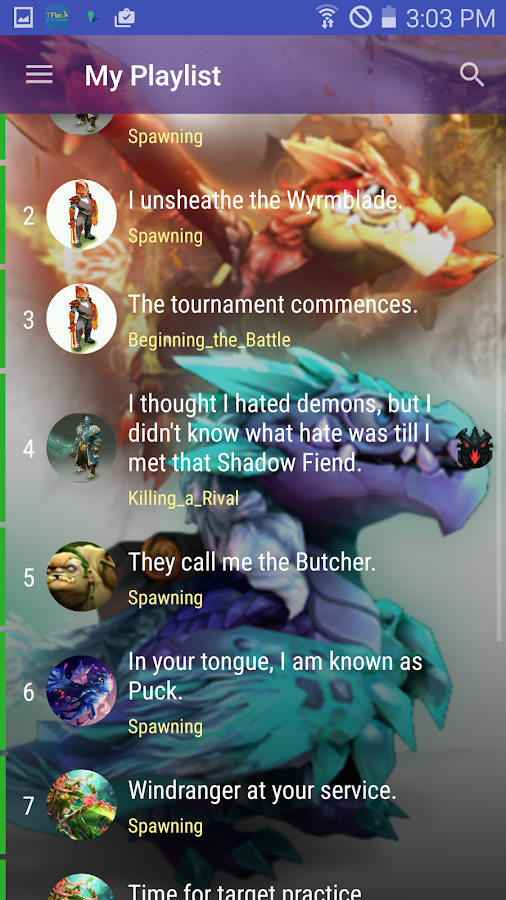 dota 2 hero speak 6 1 0 apk download android entertainment apps