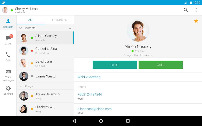 Cisco Jabber 11 9 3 257740 Apk Download Android