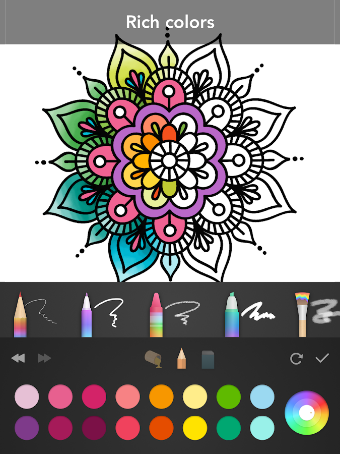 Coloring Book For Family 292 Screenshot 14