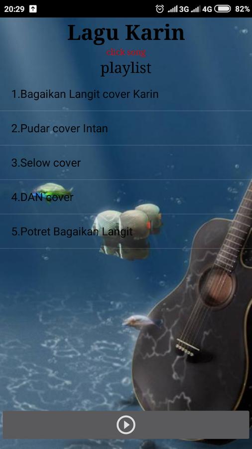 bagaikan langit dan bumi versi akustik mp3