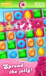 Candy Crush Jelly Saga 2.11.7 screenshot 1