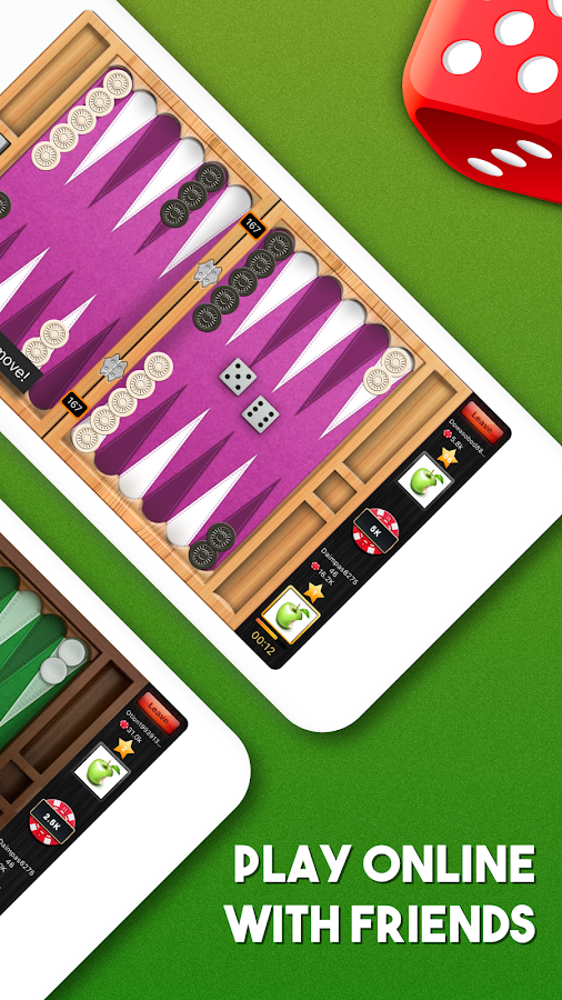 Backgammon - Play Free Online - Live Multiplayer 1.0.279 ...