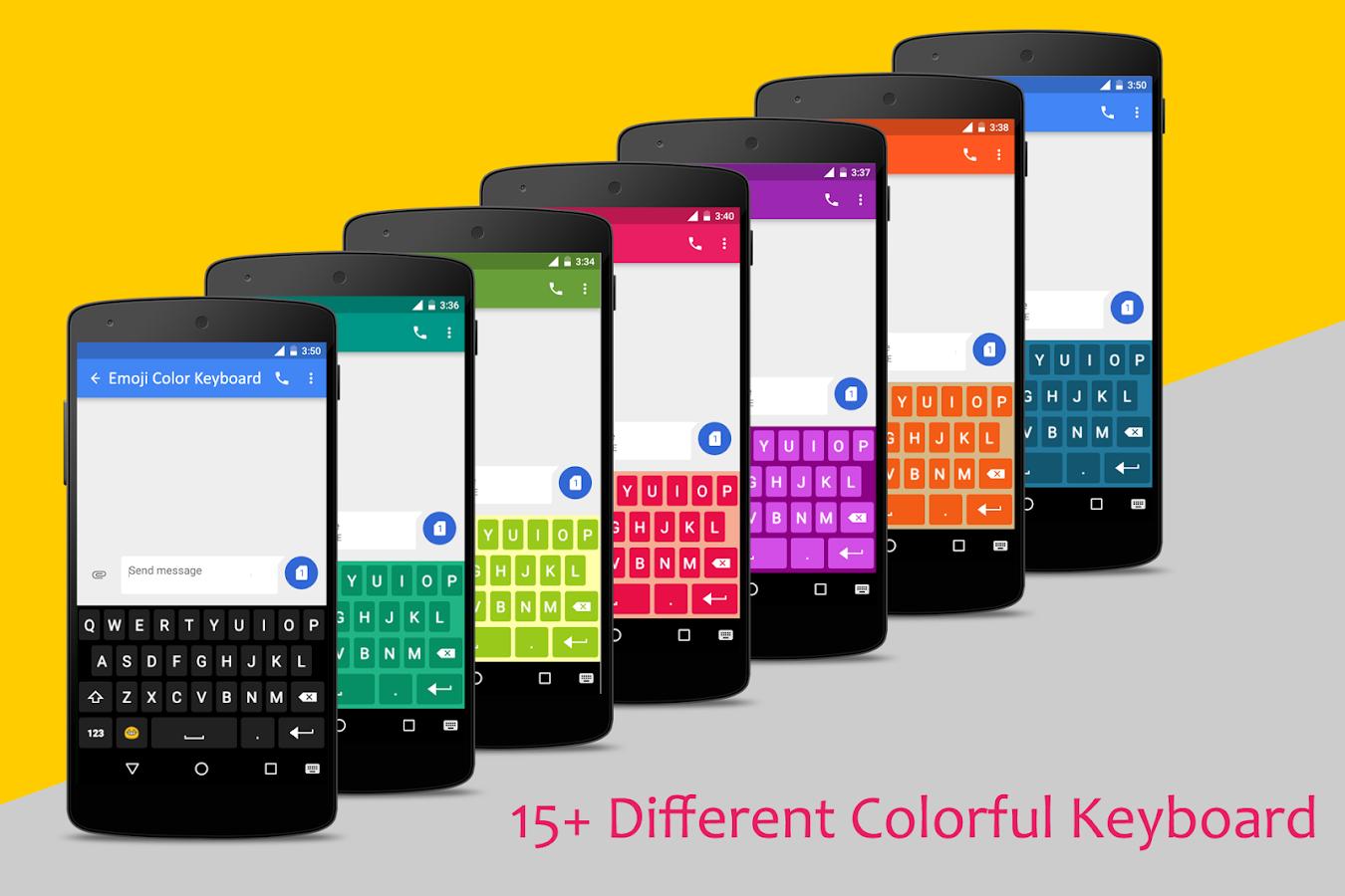 Emoji Keyboard-color apk free download