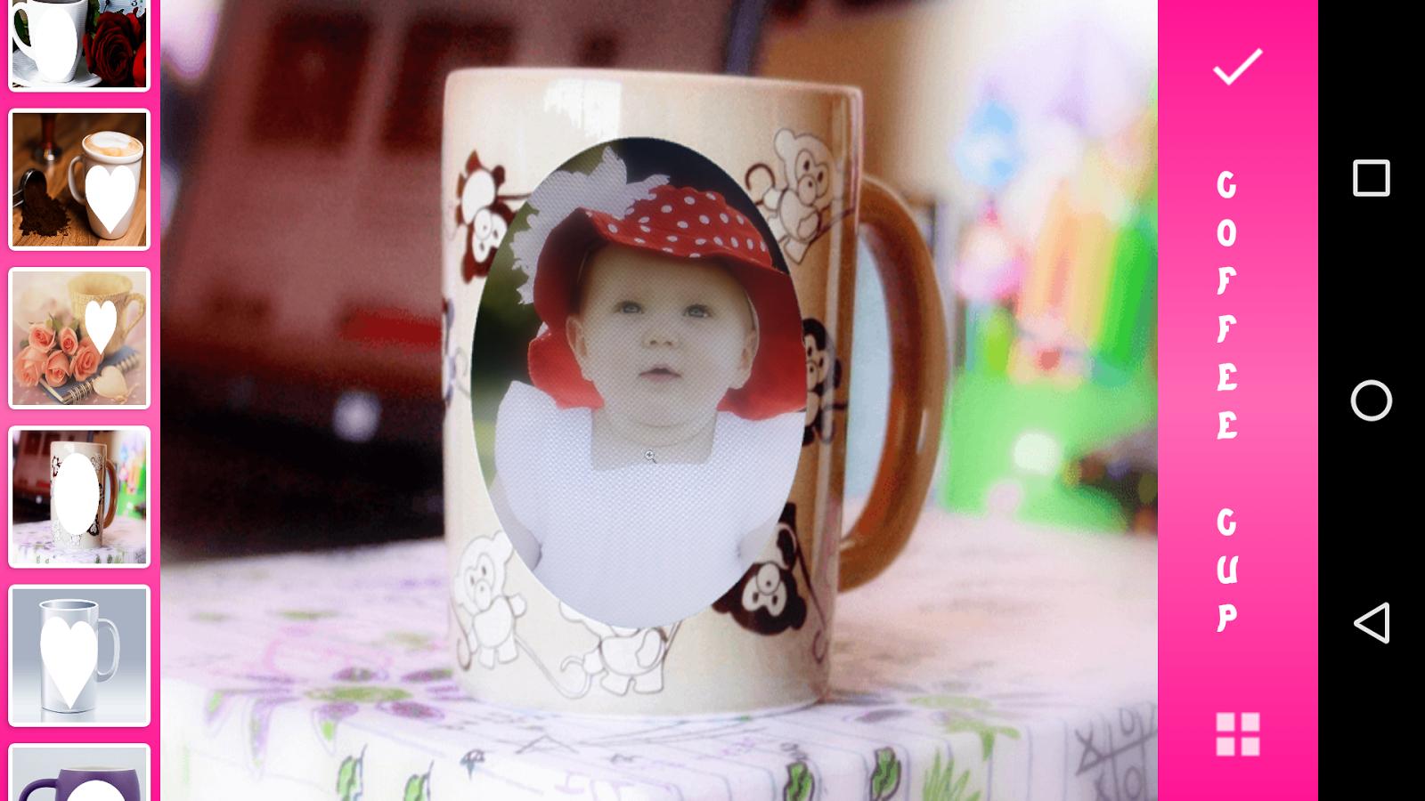 Coffee cup frames -  Coffee Cup Frames 1 0 Screenshot 3