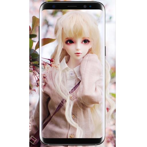 cutest doll wallpaper
