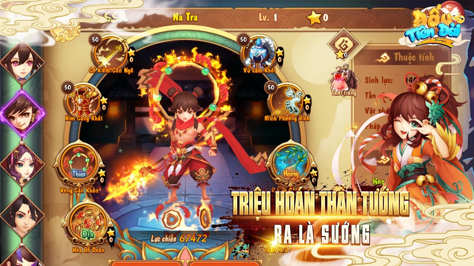 Dau Tien Dai VNG 1 0 13 0 APK Download - Android 角色扮演 游戏