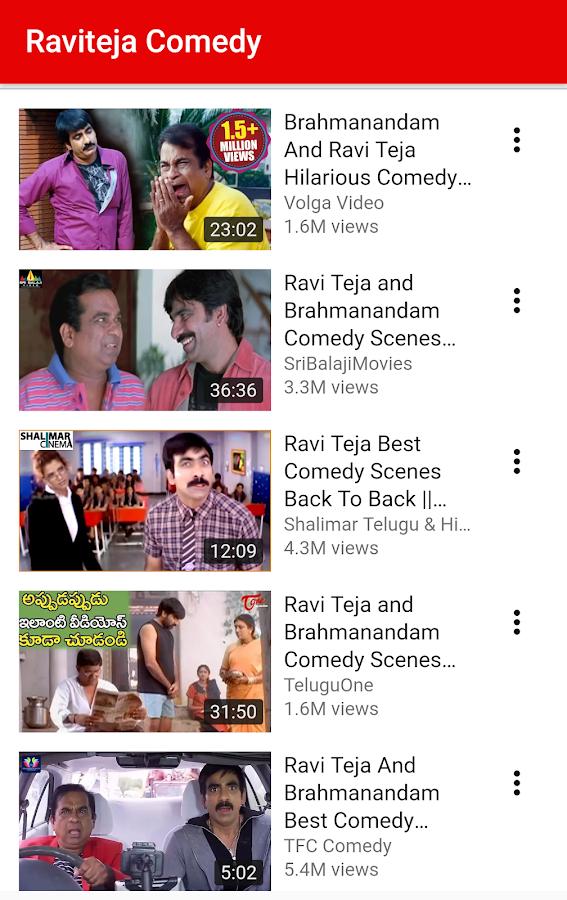 Raviteja Videos-Movies,songs,comedy 1 0 APK Download