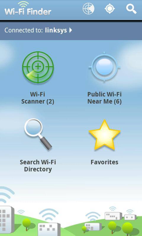 WiFi Finder APK Download - Android Travel & Local Apps