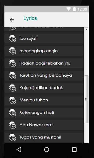 Kisah Abu Nawas 1 0 Apk Download Android 图书与工具书 应用