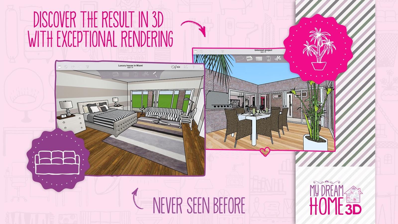 Home Design D My Dream Home  APK Download Android - Dream home design