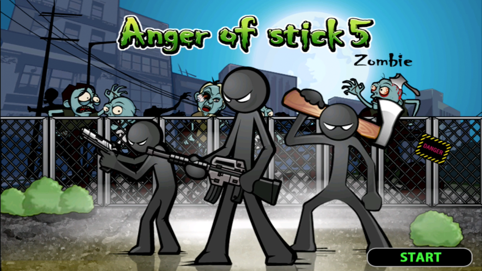 Anger of Stick 5 1.1.5 APK Download - Android Action Games