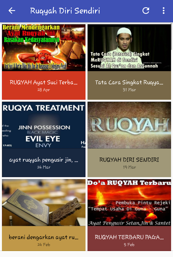 Ruqyah Islam 1 0 APK Download - Android Books & Reference Apps