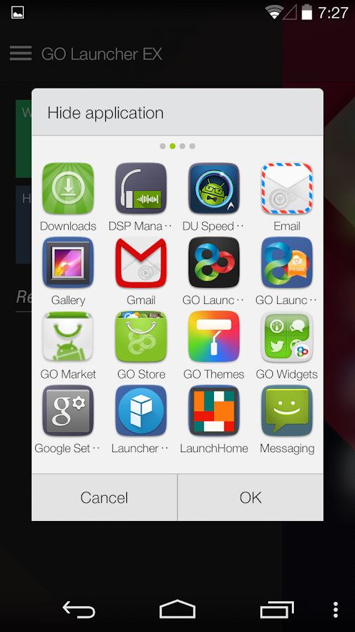 L Launcher PRO – Marshmallow v287 Prime APK is Here