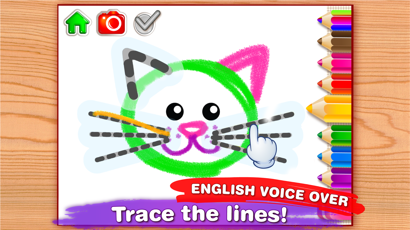 drawing for kids coloring children games toddlers screenshot 1 - Drawing Games For Toddlers