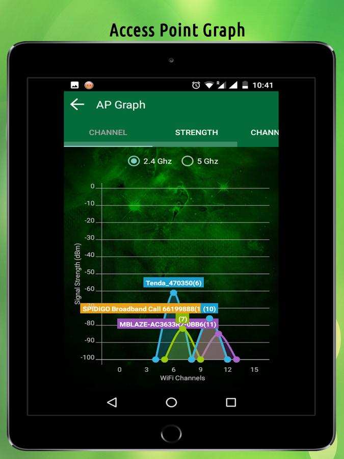 Wifi Analyzer- Home Wifi Alert 14.13 APK Download ...