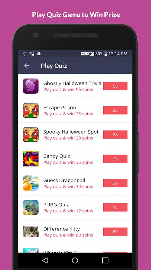 WinWallet - Play Quiz to Win Prize Money 1 2 1 APK Download