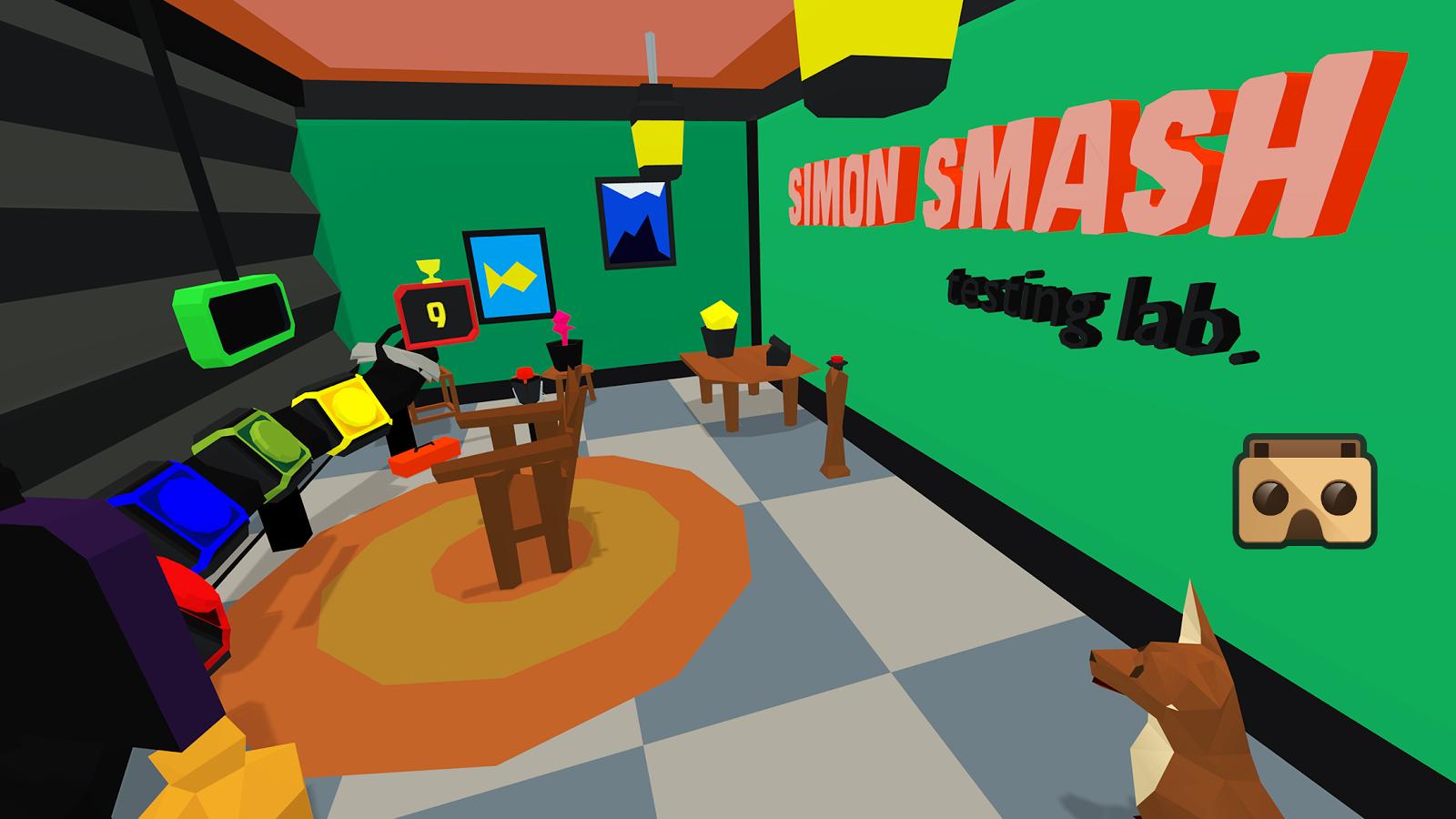 Simon Smash VR Virtual Reality 1 0 0 APK Download - Android Puzzle Games