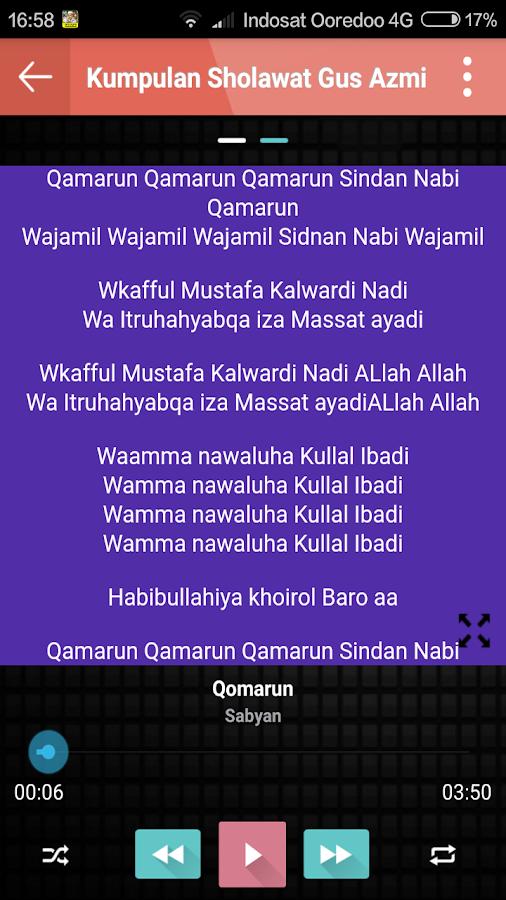 Sholawat Nariyah 10 Apk Download Android Music Audio Apps