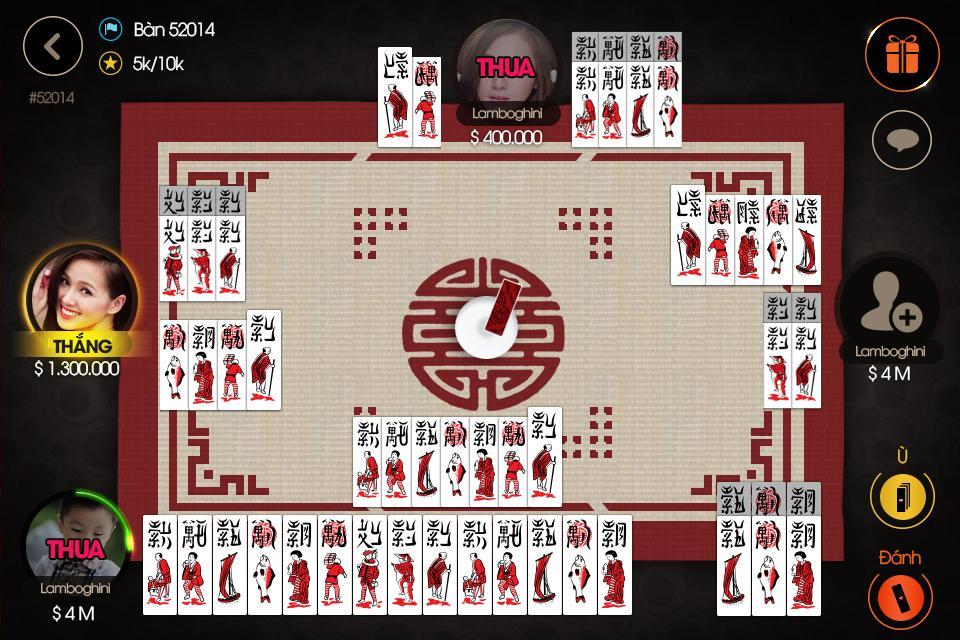 trò chơi demo trực tuyến trên sòng bạc