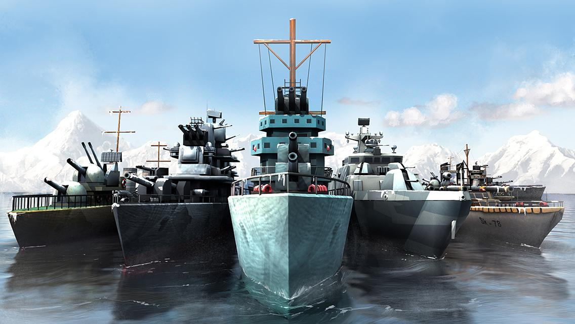 Battle Of Warships Mod Apk Latest Version