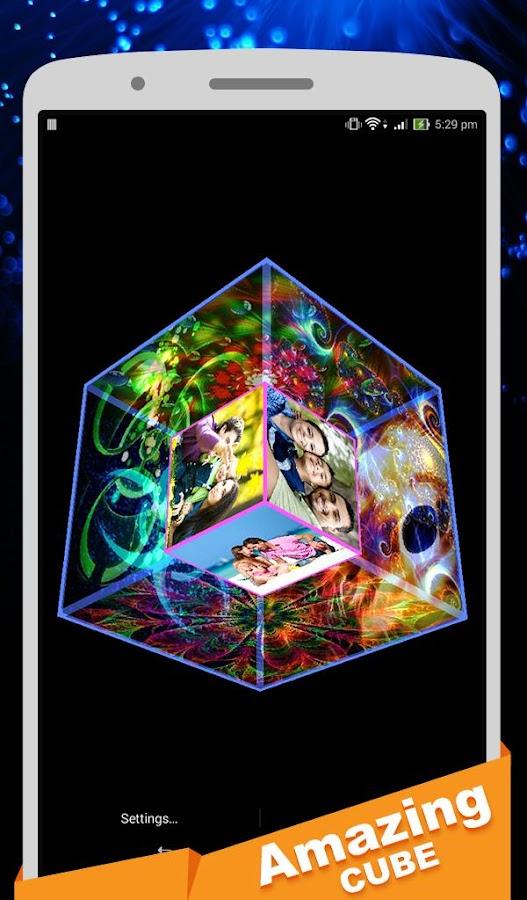 ... Amazing Cube Lwp Pro 2.2 screenshot 9 ...
