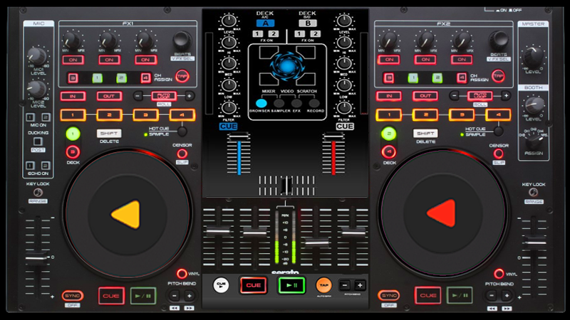 Virtual Dj Mobile Mixer 108 Apk Download Android Music Audio Apps