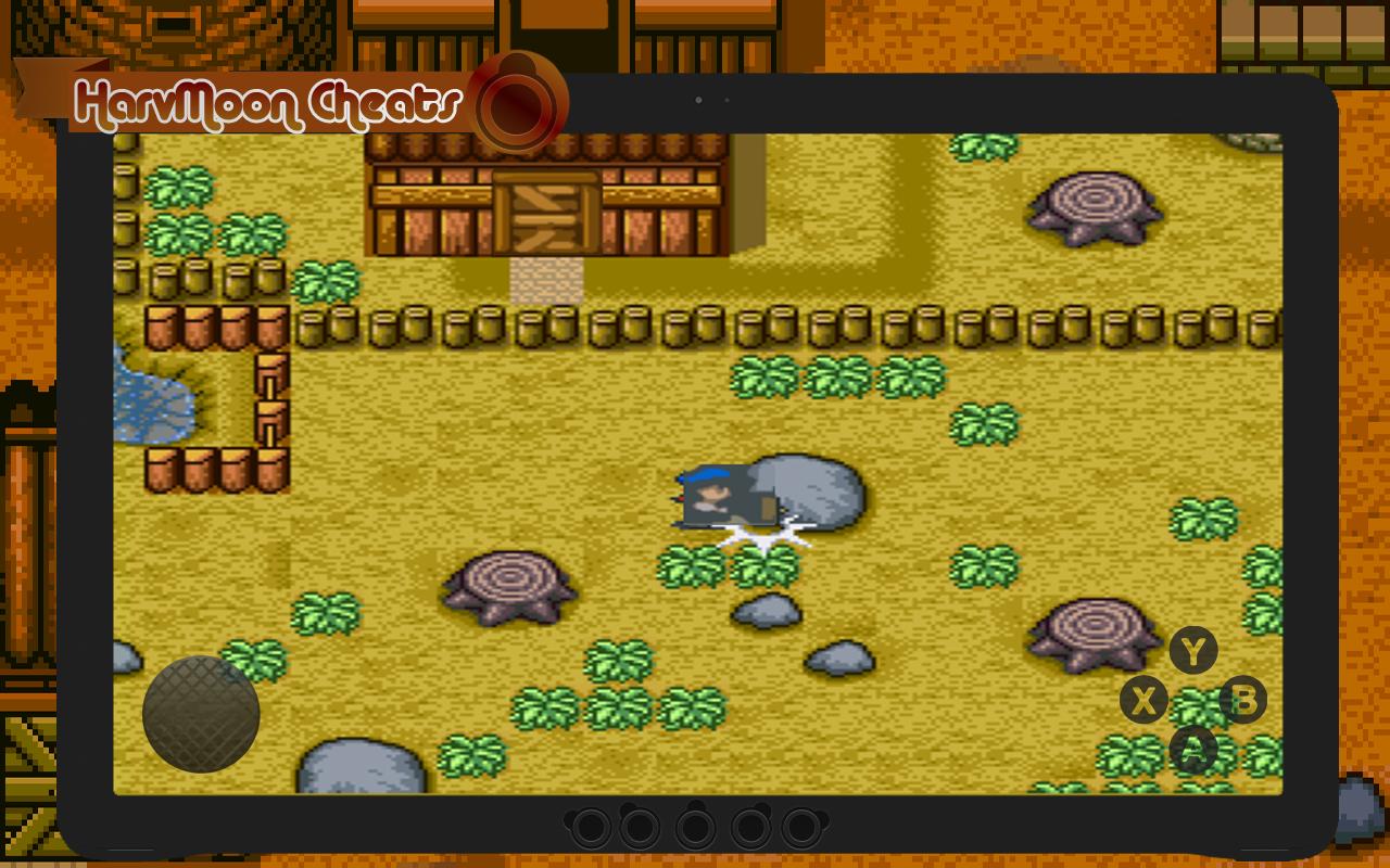 permainan harvest moon android