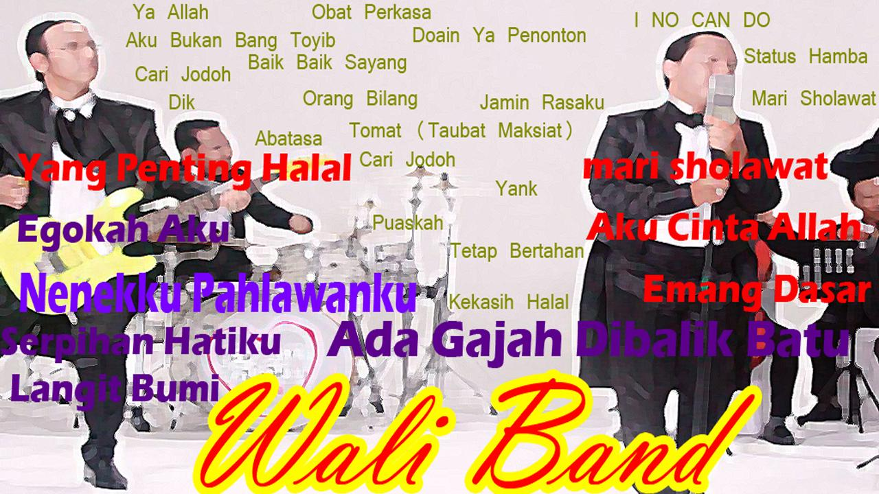 Wali Band Mp3 1.0 APK Download - Android Music