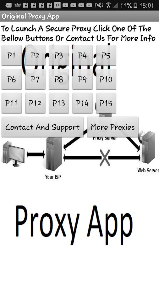 دانلود Proxy Browser 1 0 APK - برنامه های کتابها و مراجع