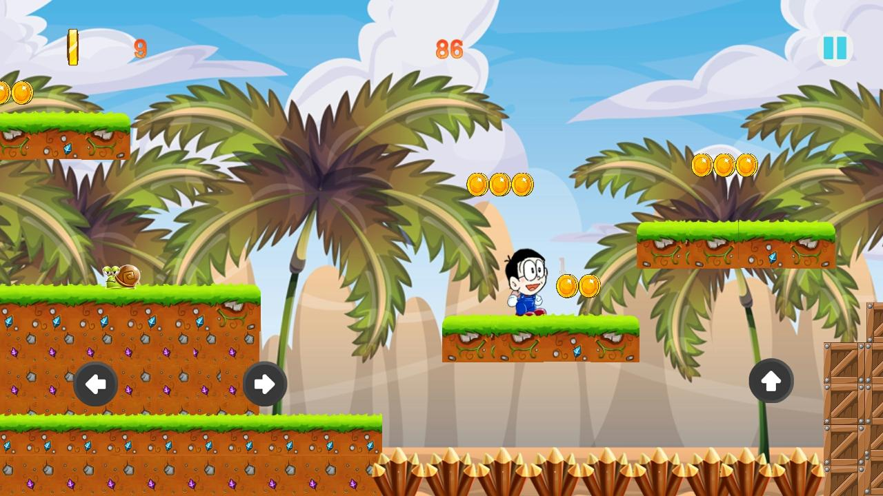 Nobi super boy Adventur jungle world 1 0 APK Download