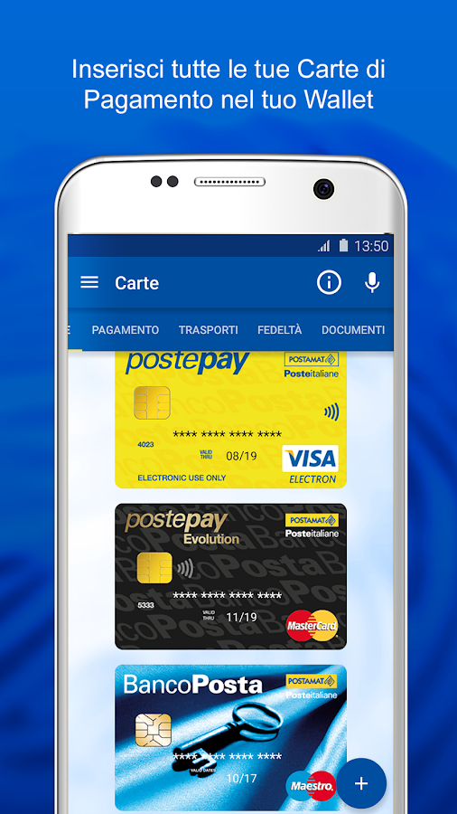 Fabuleux PosteMobile 31.0 APK Download - Android Finance Apps MU59