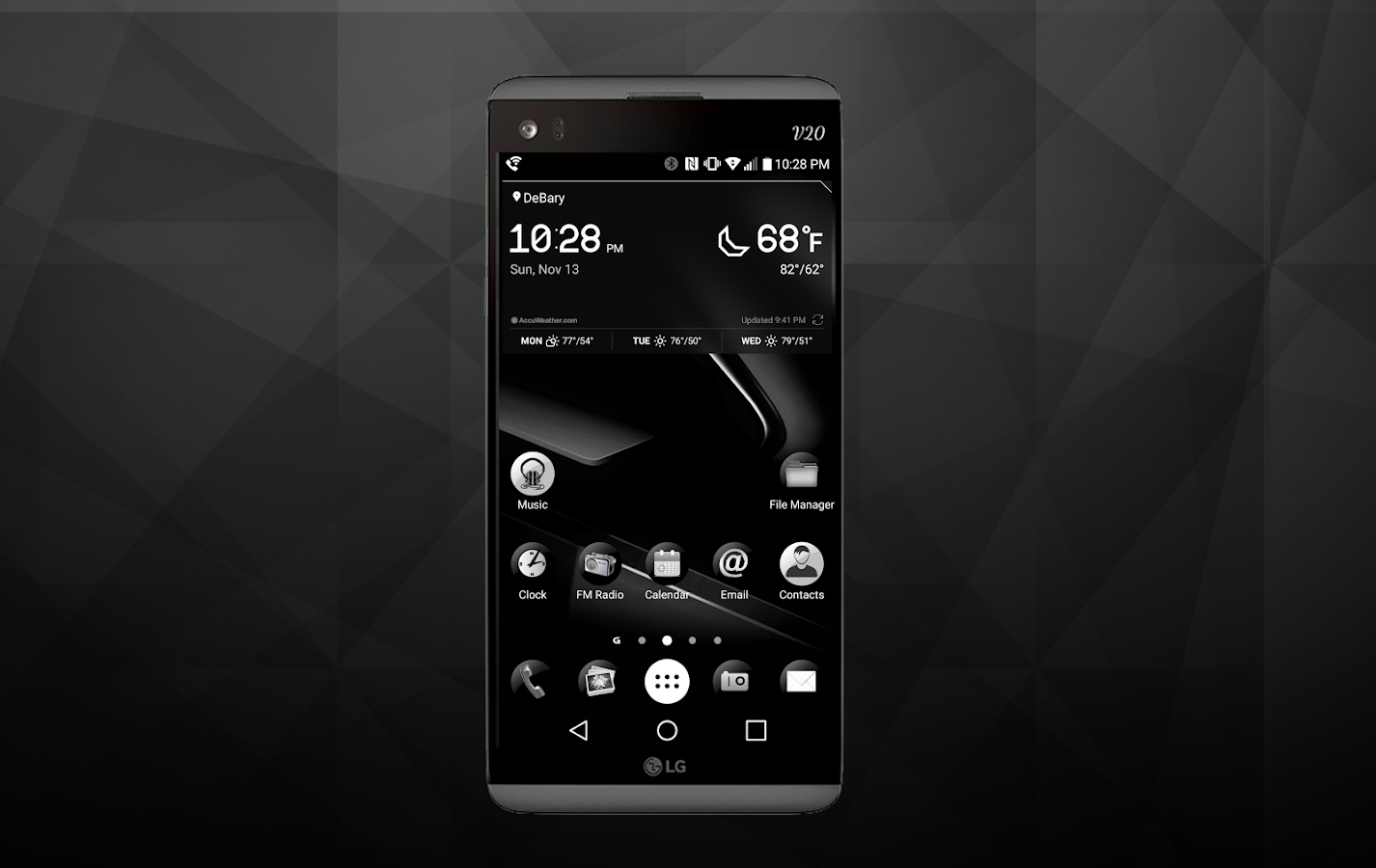 Charcoal Theme LG V20 & LG G5 1 0 8 APK Download - Android