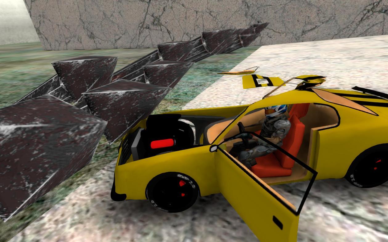Realistic Car Crash Simulator Game Download