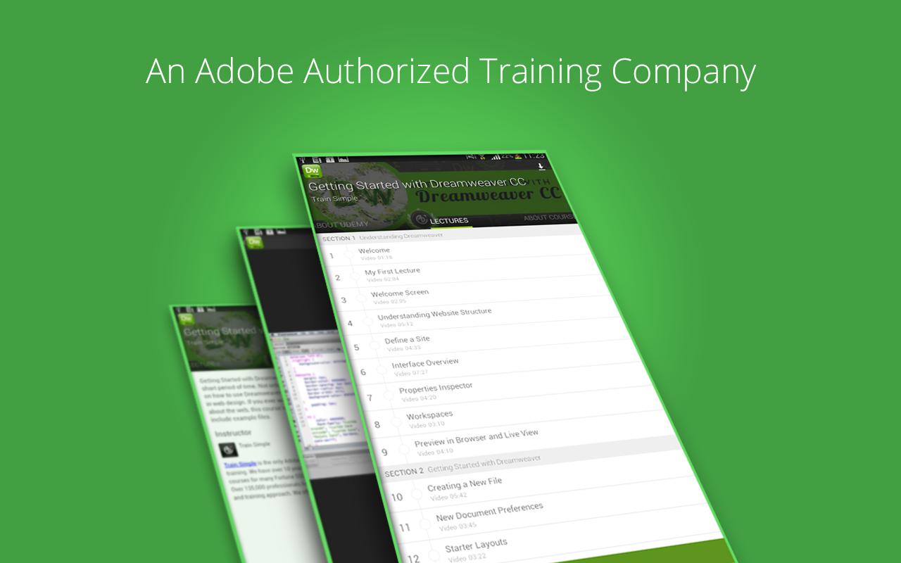 Adobe Dreamweaver CC Learn by Video (2015 release) - O ...