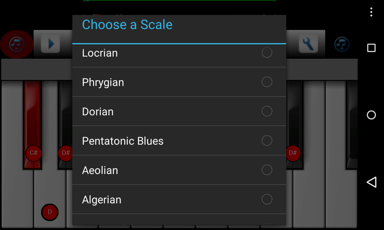 Piano chords and scales 091beta apk download android music piano chords and scales 091beta screenshot 4 hexwebz Images