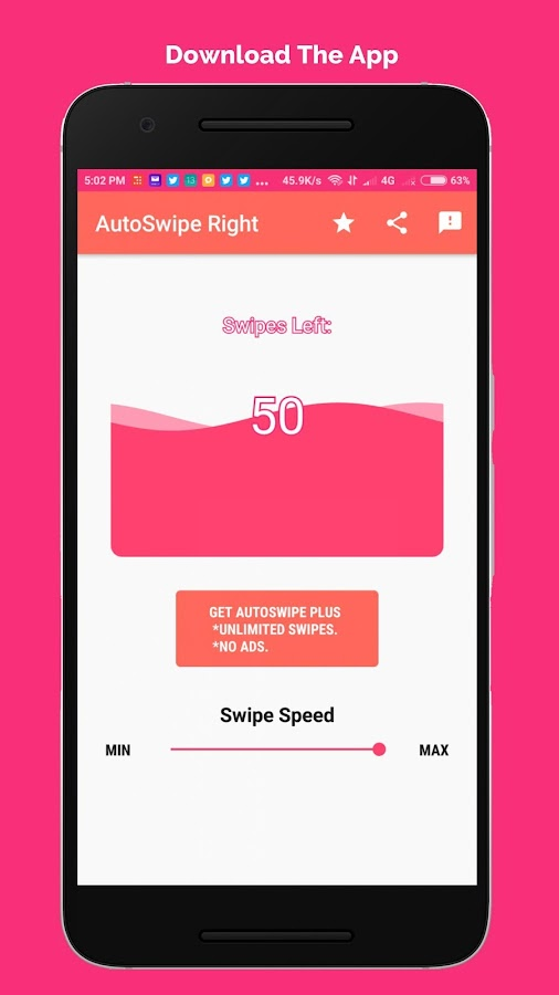Tinder app android دانلود  Tinder v10 20 0 دانلود برنامه