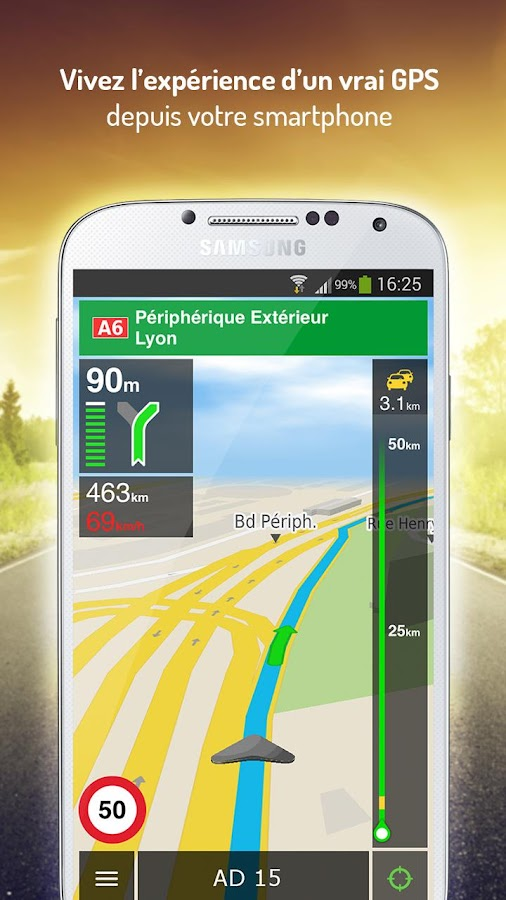 mappy gps free apk download android travel local apps. Black Bedroom Furniture Sets. Home Design Ideas