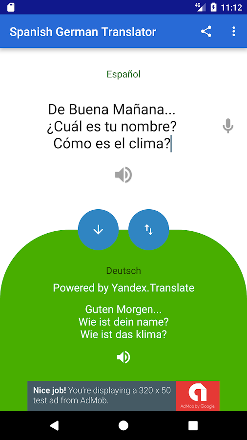 Spanish German Translator 11 Apk Download Android Books