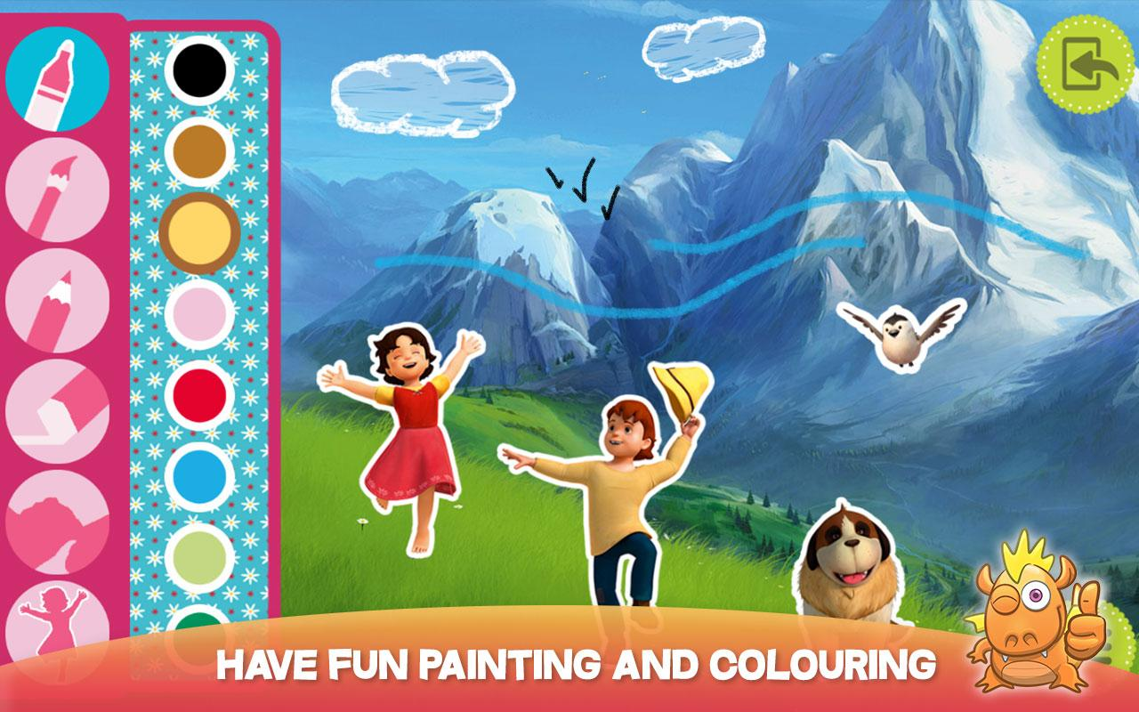heidi best toddler fun games 3 1 apk download android