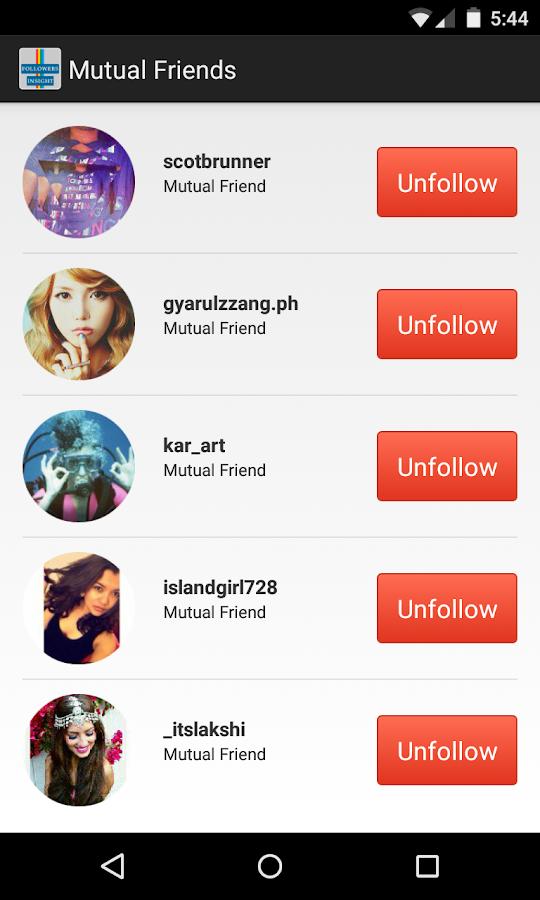 follower instagram free apk Social &Communication iphone