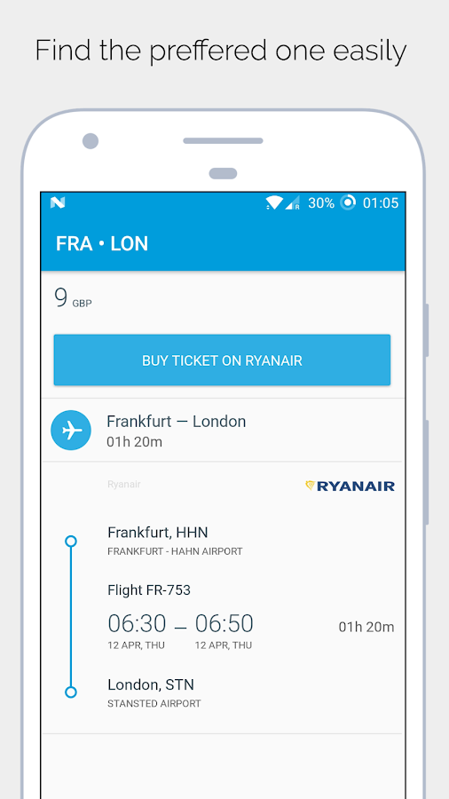 Domestic Flights 1 0 1 APK Download - Android Travel & Local
