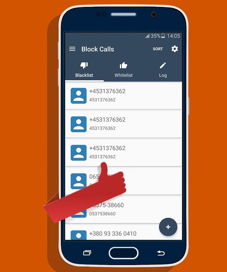 06b07d29e cloud_download Download APK File · Block Calls - Call Blocker 2 1.9  screenshot 1 ...