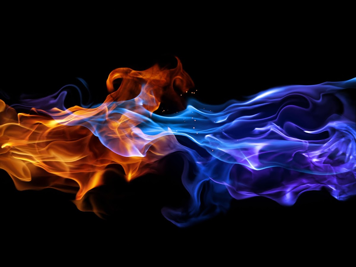 blue fire live wallpaper 1.30 apk download - android