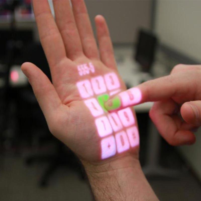 3D Projector Keyboard 10 Screenshot 3