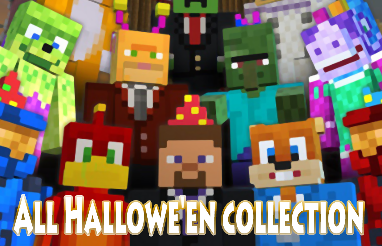 Skins minecraft Halloween 1 APK Download - Android Books ...