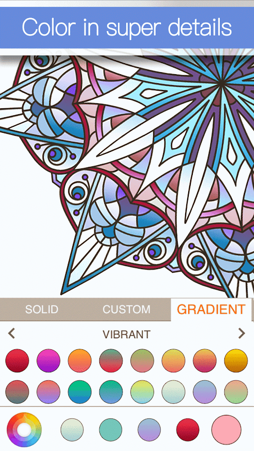 Adult Coloring Book Premium 3190 Screenshot 3