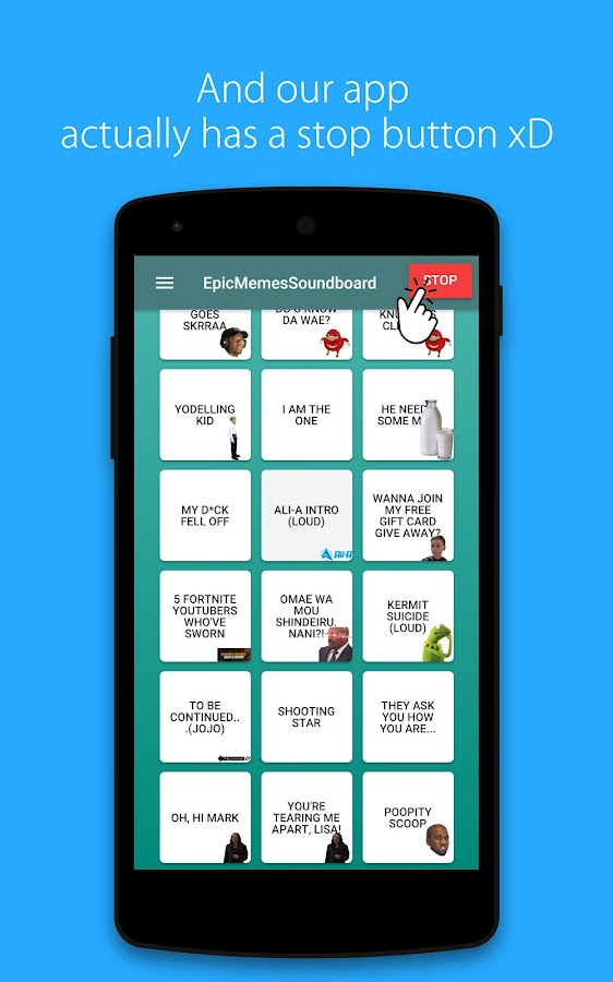 Epic Memes Soundboard - Your memes in one place 1 0 0 APK Download